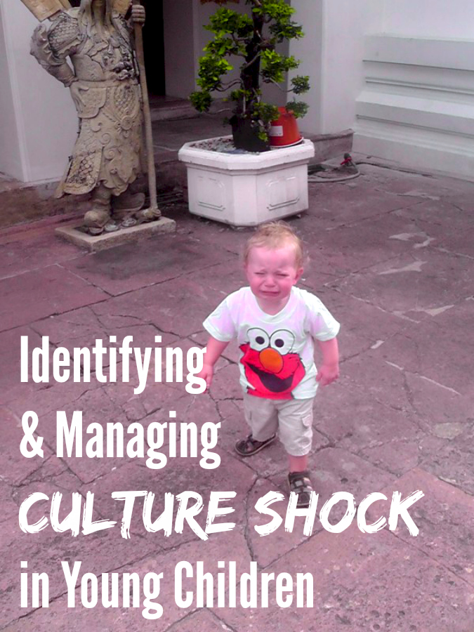 culture shock young children