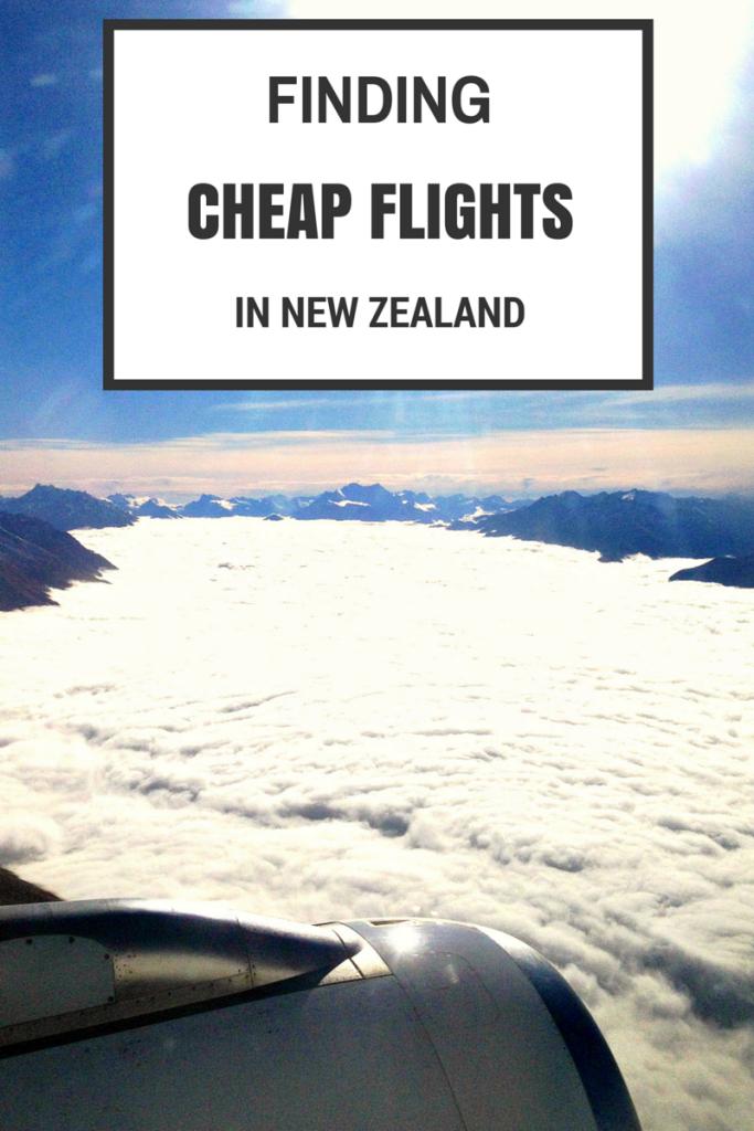 Finding Cheap Flights in New Zealand