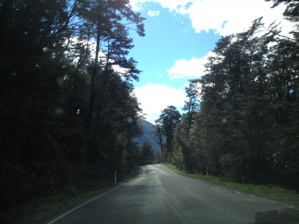 Arthur's Pass, Christchurch to Greymouth Drive, New Zealand