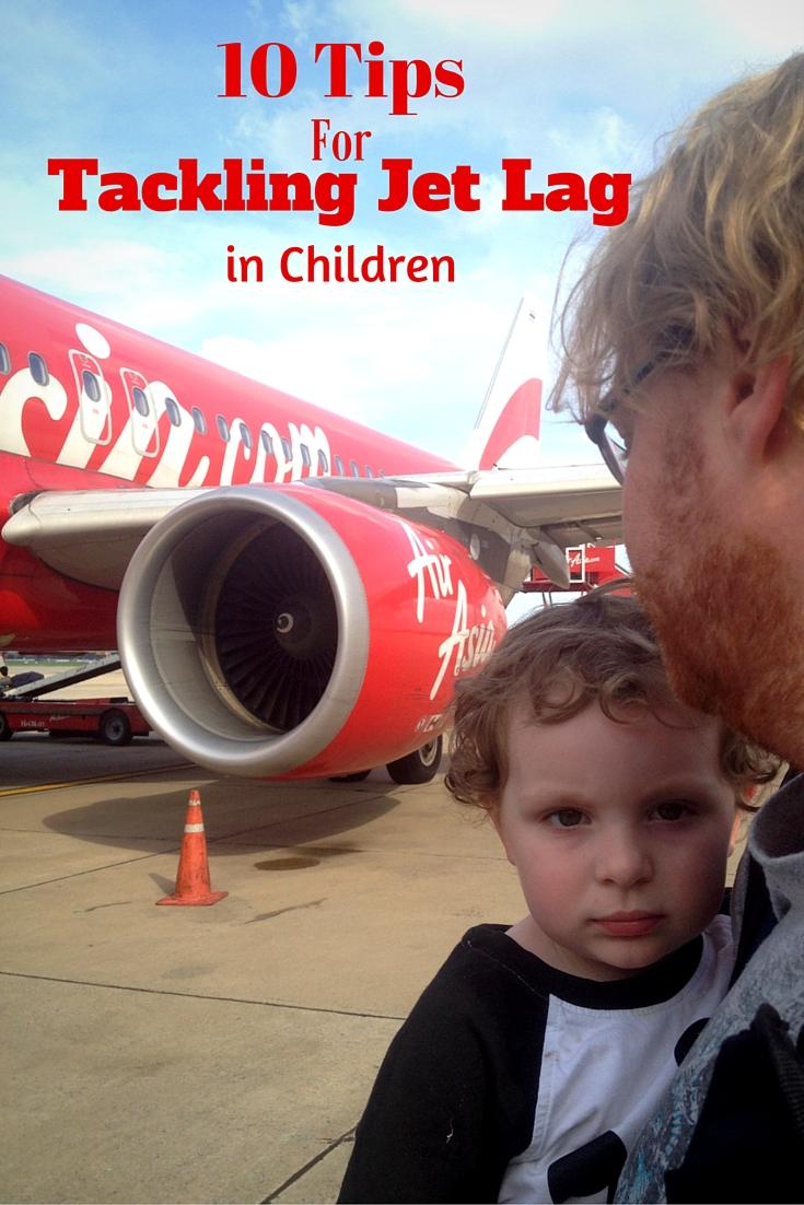 Baby Jet Lag, 10 Tips for Tackling Jet Lag in Children