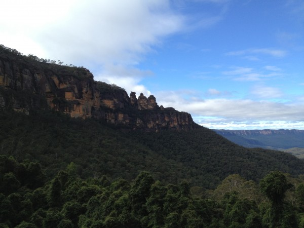 Three Sisters, Blue Mountains, Sydney, Australia