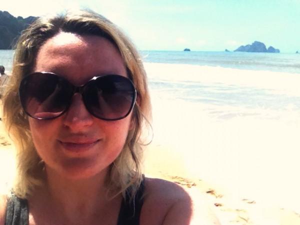 Sunny Day Selfie, Ao Nang, Krabi, Thailand