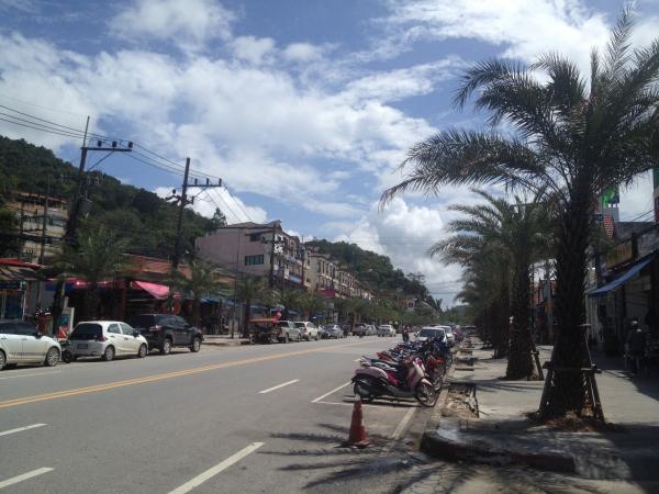 Ao Nang Town, Krabi, Thailand