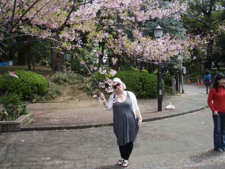 Bethaney Pregnant Tokyo Japan