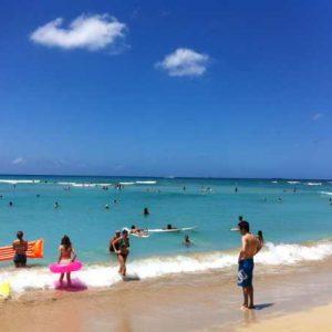 Waikiki-Beach-April-2014