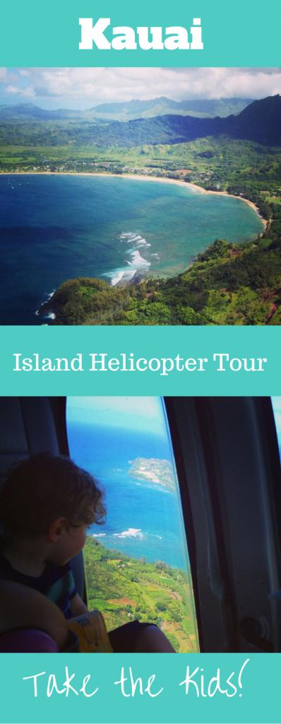 Kauai Helicopter Tours with Kids, Hawaii