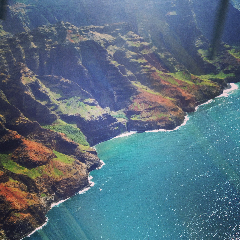 Kauai Helicopter Tours with Kids and Babies, Hawaii 5