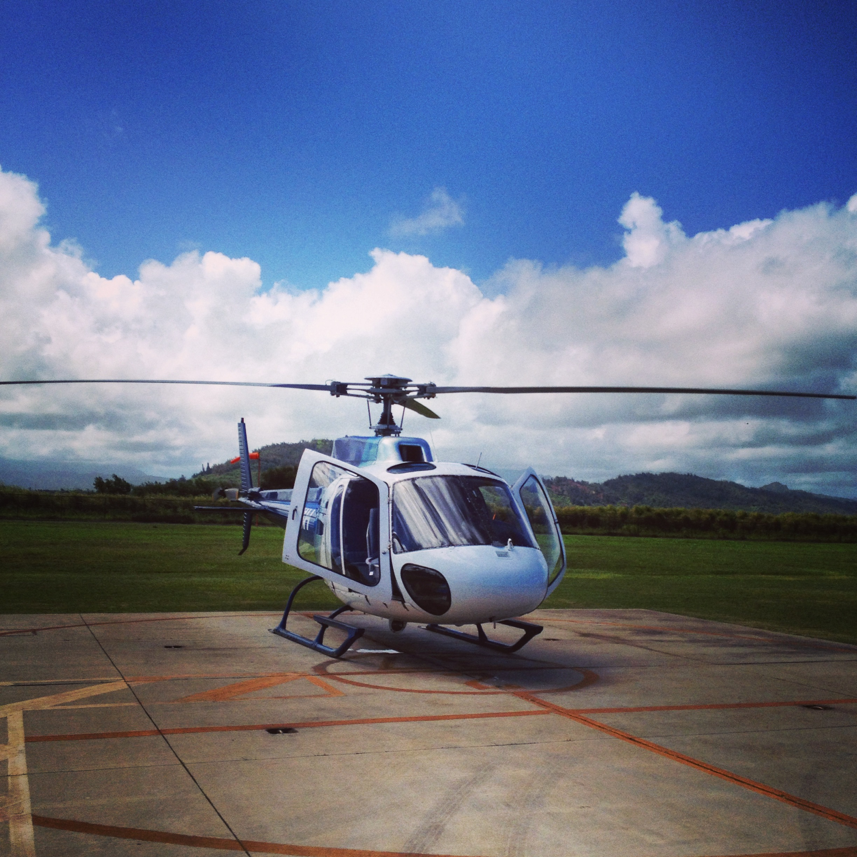Kauai Helicopter Tours with Kids and Babies, Hawaii