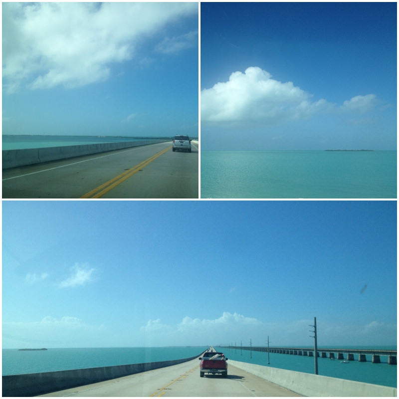 Driving the Overseas Highway to Key West