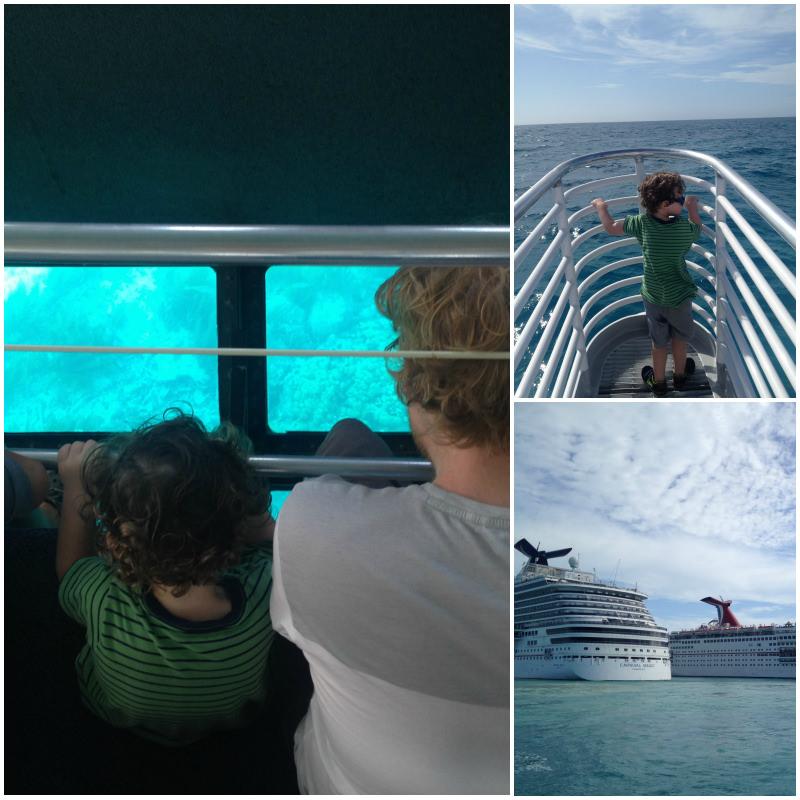 Glass Bottom Boat Tour, Key West