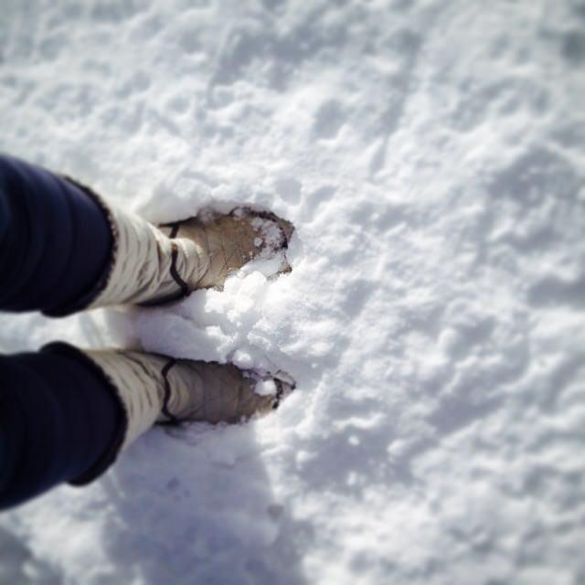 Snow Boots, Park City, Utah