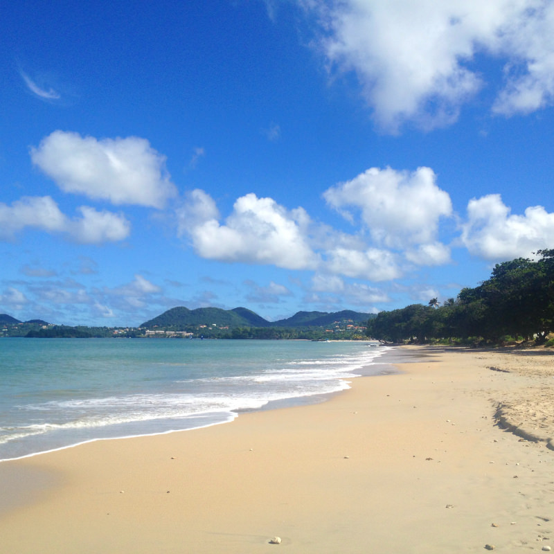 St Lucia, Southern Caribbean Cruise