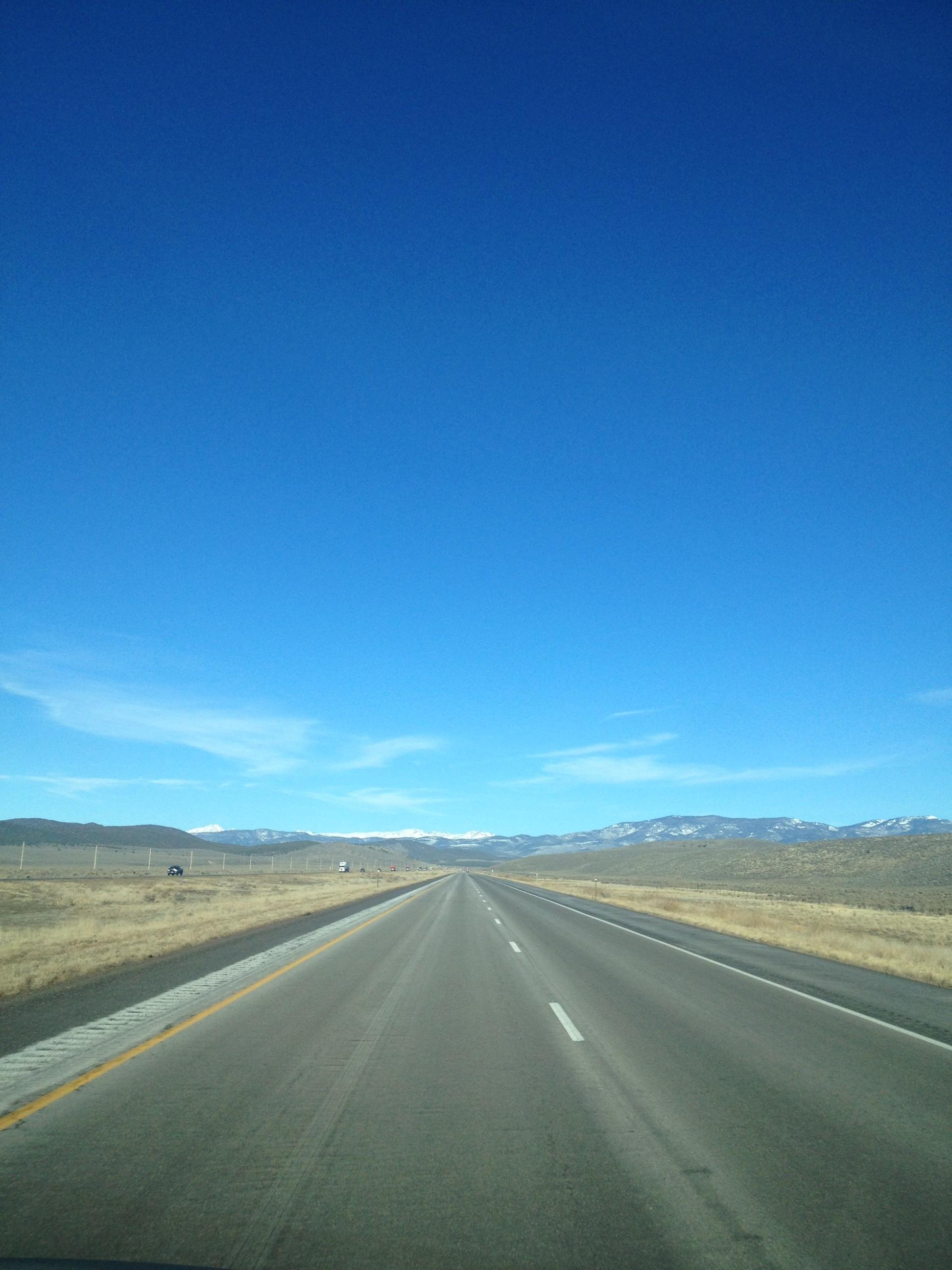 Road Trip, Las Vegas to Utah