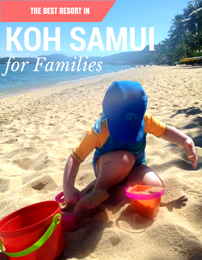 The Best Resort in Koh Samui for Families, Thailand