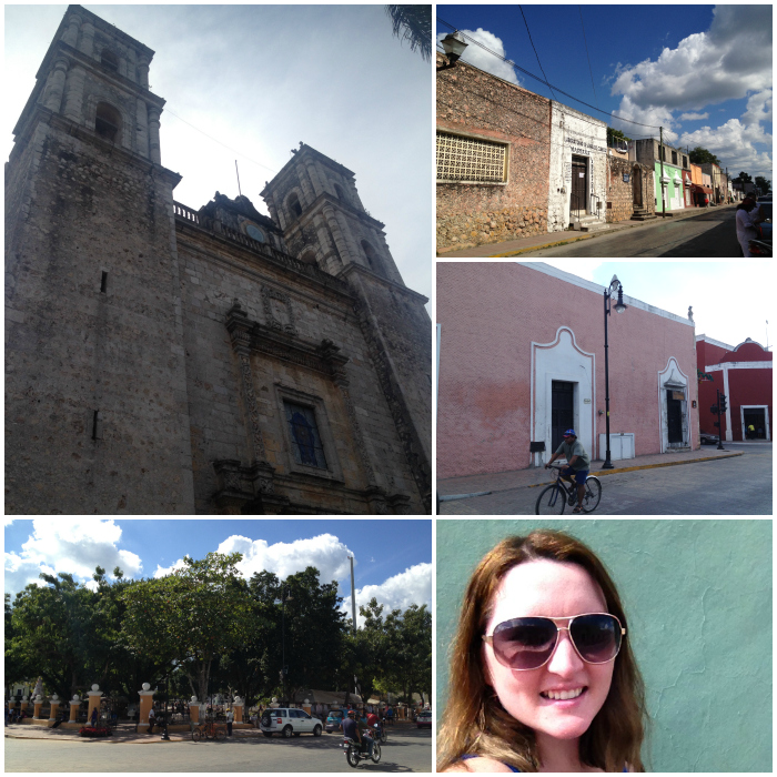 Valladolid Main Square Collage