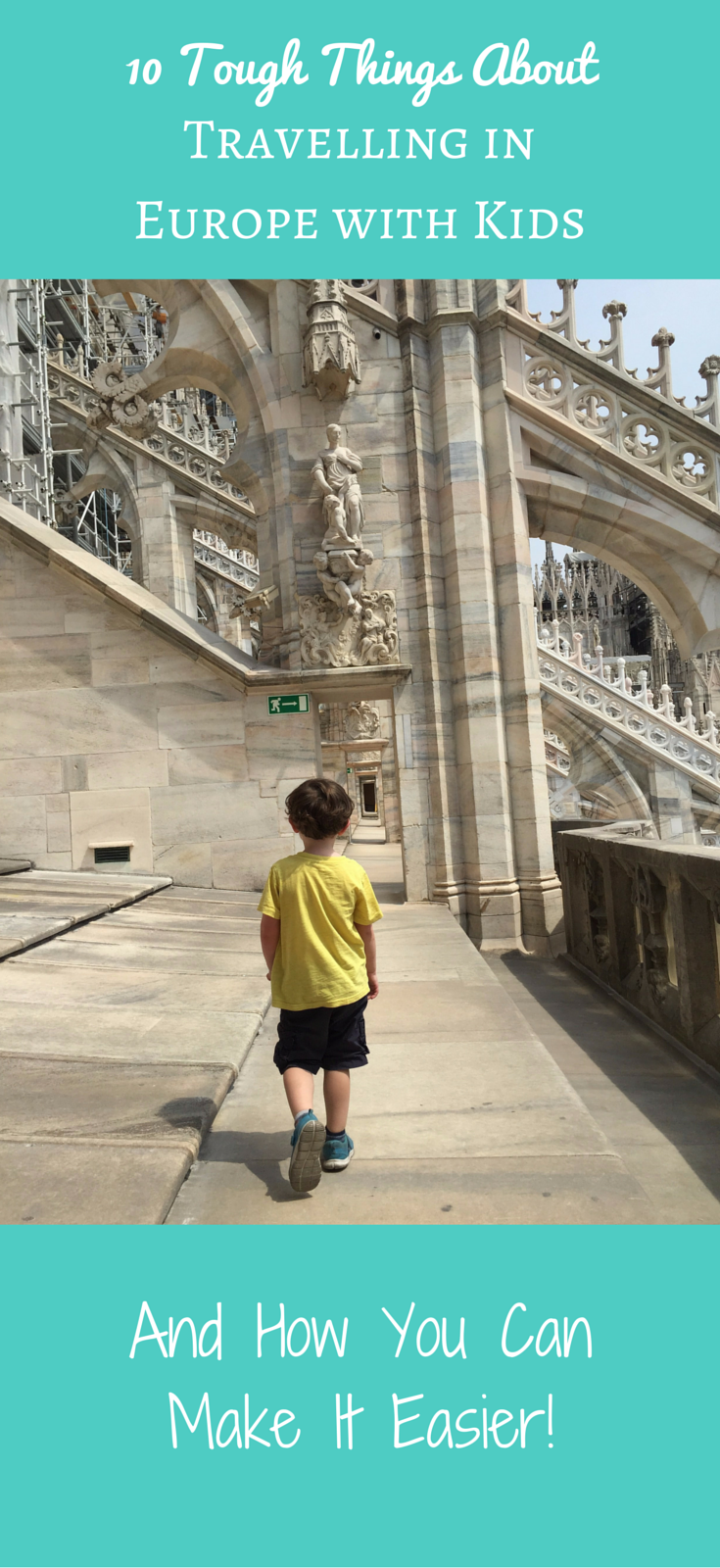 Travelling in Europe with Kids