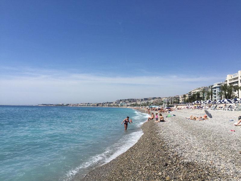 Beach-in-Nice