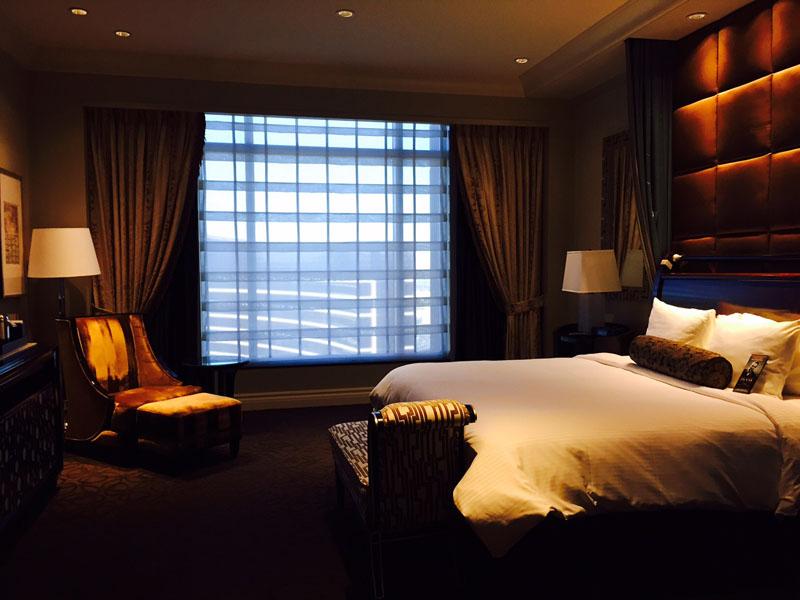 Bedroom, Siena Suite, The Palazzo, Las Vegas