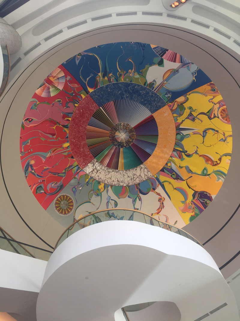 Ceiling at Canadian Museum of History, Ottawa