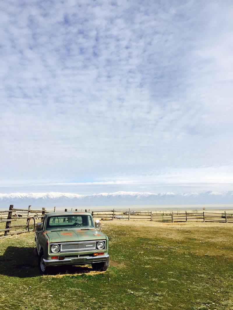 Fielding Garr Ranch, Antelope Island