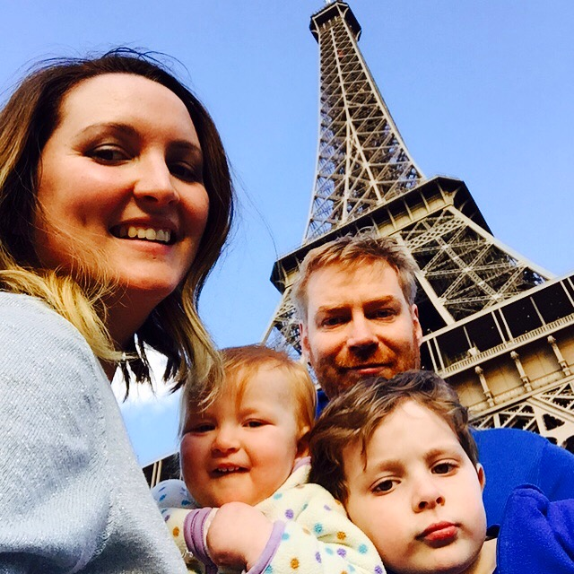Flashpacker Family in Paris