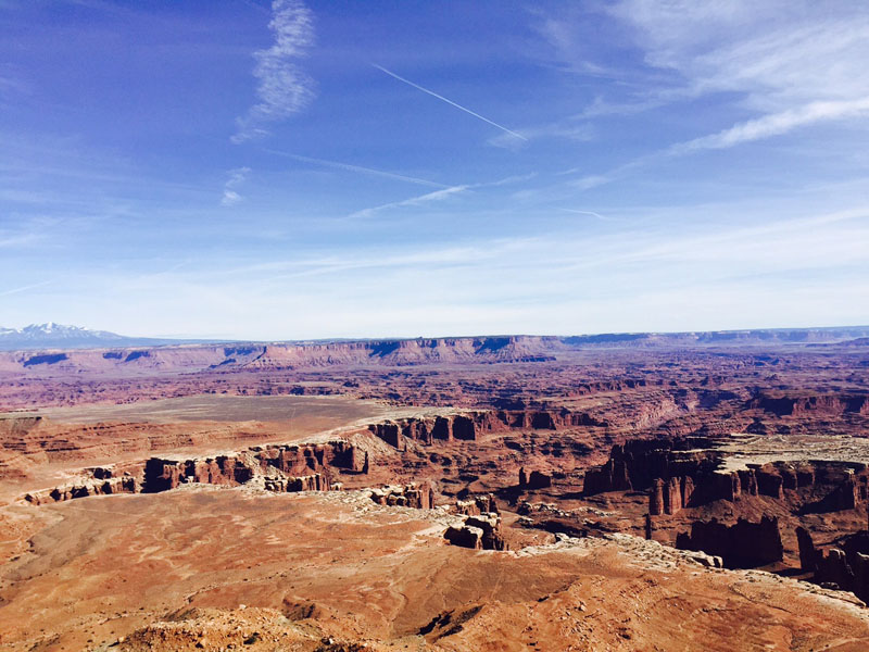 Grand Viewpoint, Canyonlands National Park