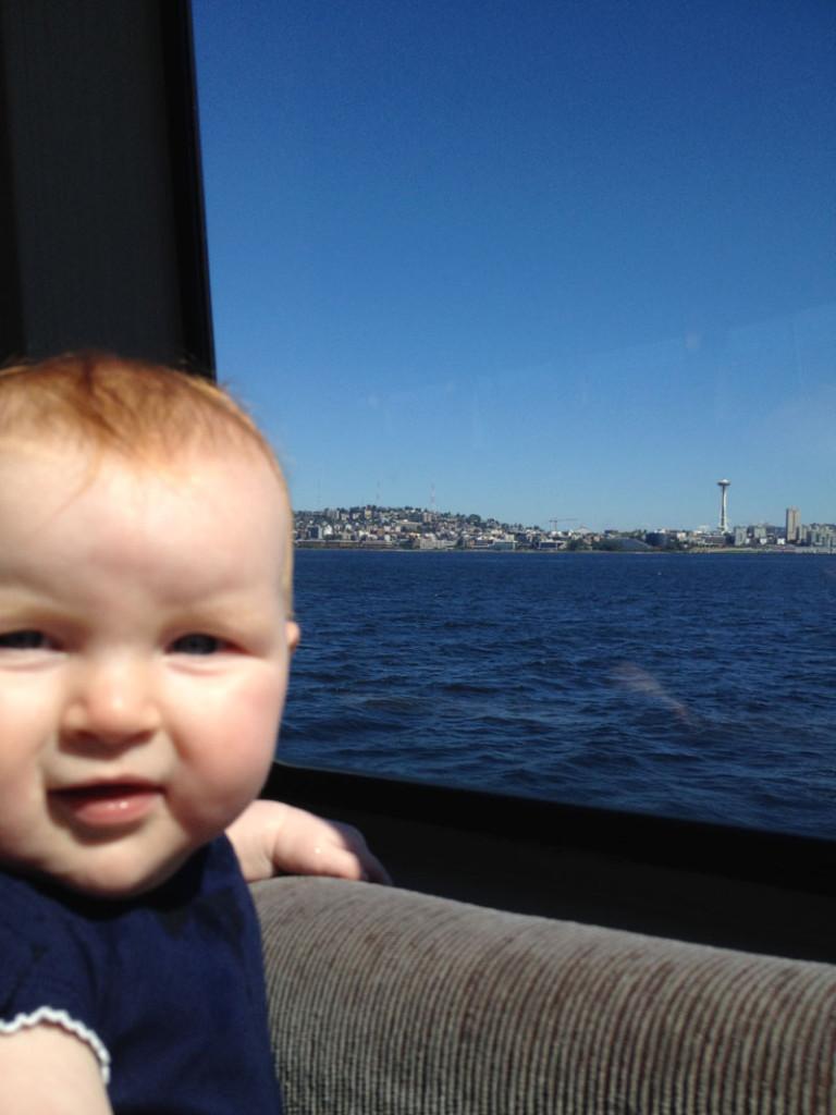 Hazel-Seattle-Harbour-Cruise, Things to Do in Seattle with Kids