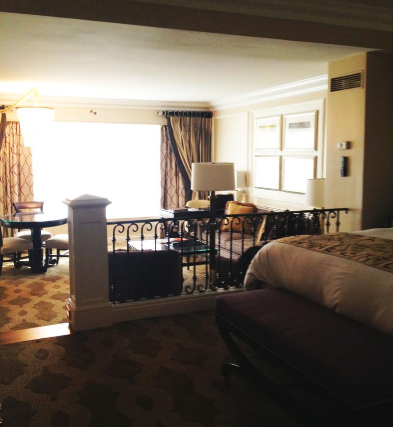 Hotel Suite, The Venetian, Las Vegas