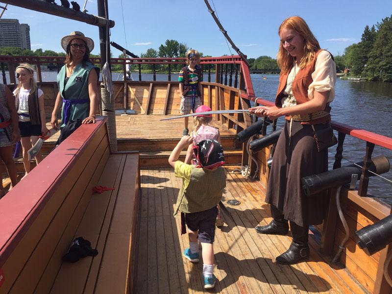 Pirate Limbo, Ottawa Pirate Adventures