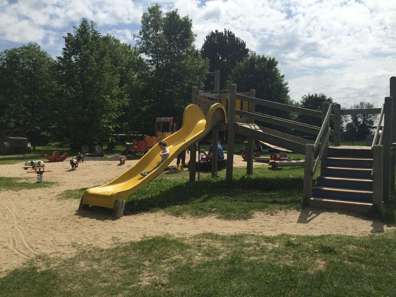 Playground, Valley View Animal Farm, Ottawa