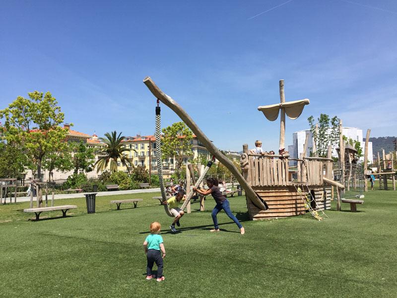 Playground-in-Nice