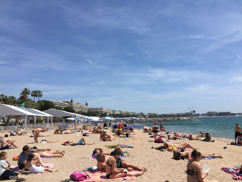 The-Beach-at-Cannes