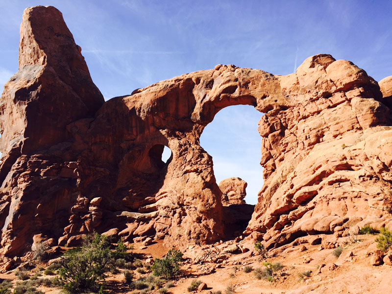 Windows, Arches National Park
