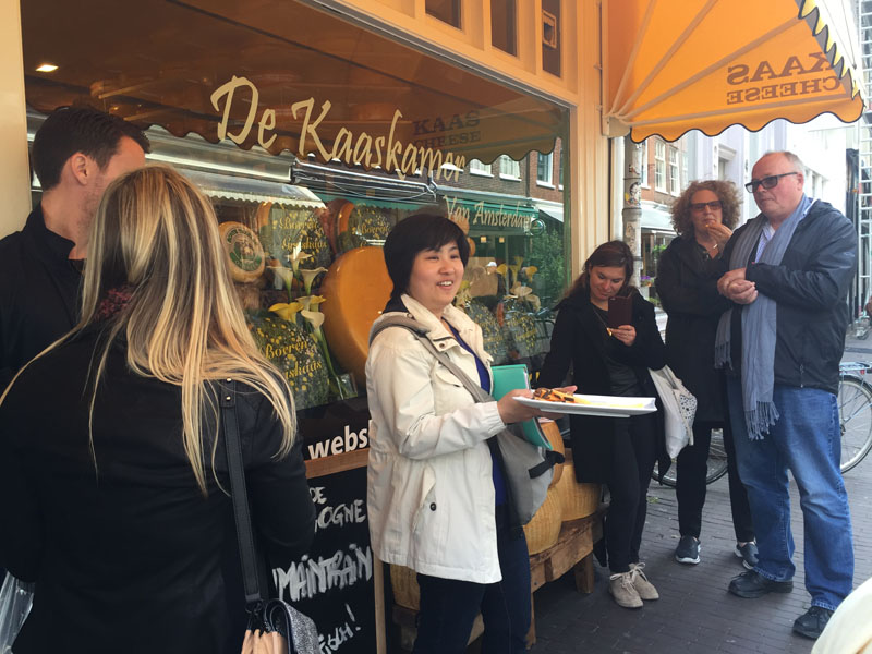 Our Very Knowledge Guide from Eating Amsterdam Food Tours