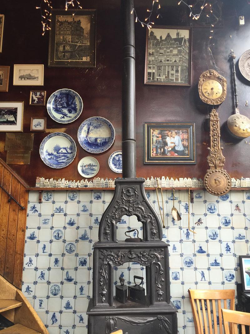 Cafe Papeneiland, Amsterdam
