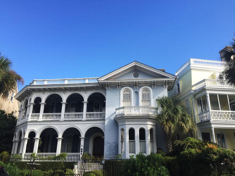 Historic Homes in Charleston, South Carolina