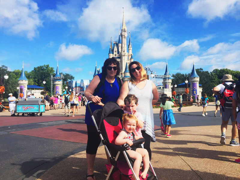 Disney World Magic Kingdom, Orlando