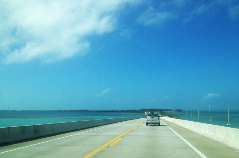Florida Road Trip, Drive Miami to Key West