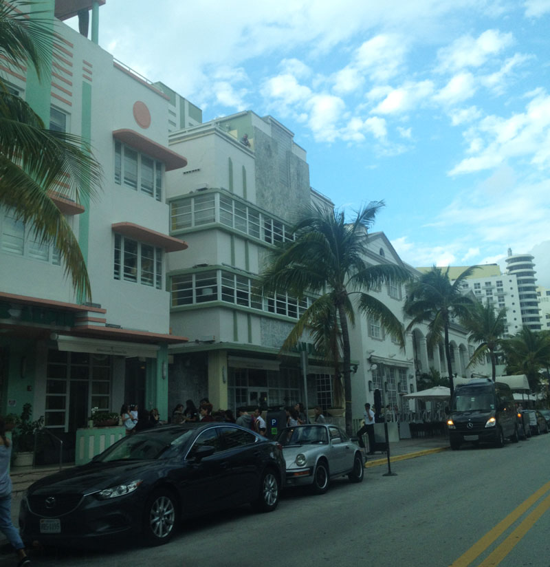 Florida Road Trip, South Beach, Miami