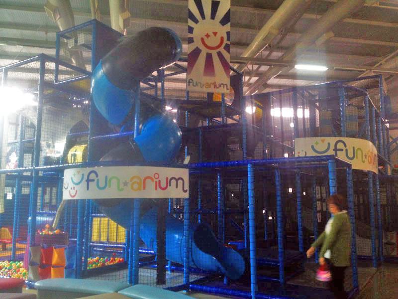 Funarium, Bangkok for Kids