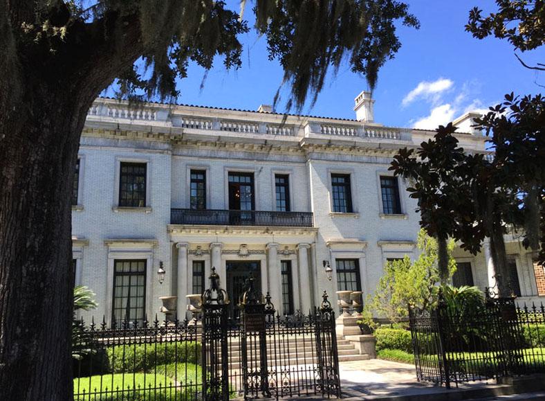 Historic Homes in Savannah, East Coast Road Trip