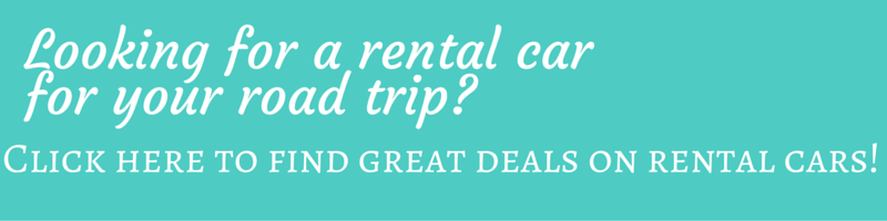 Looking for a rental car for your road trip-