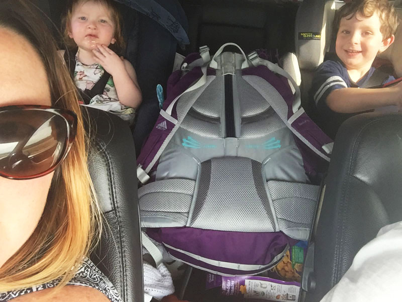 Road Tripping with Kids in the Car