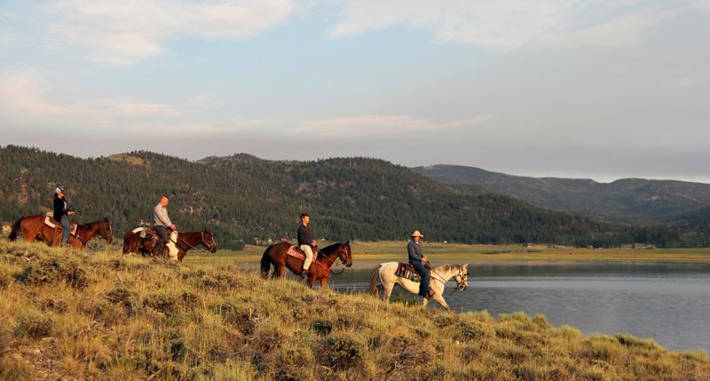 Bryce Canyon Country, Horseback Riding