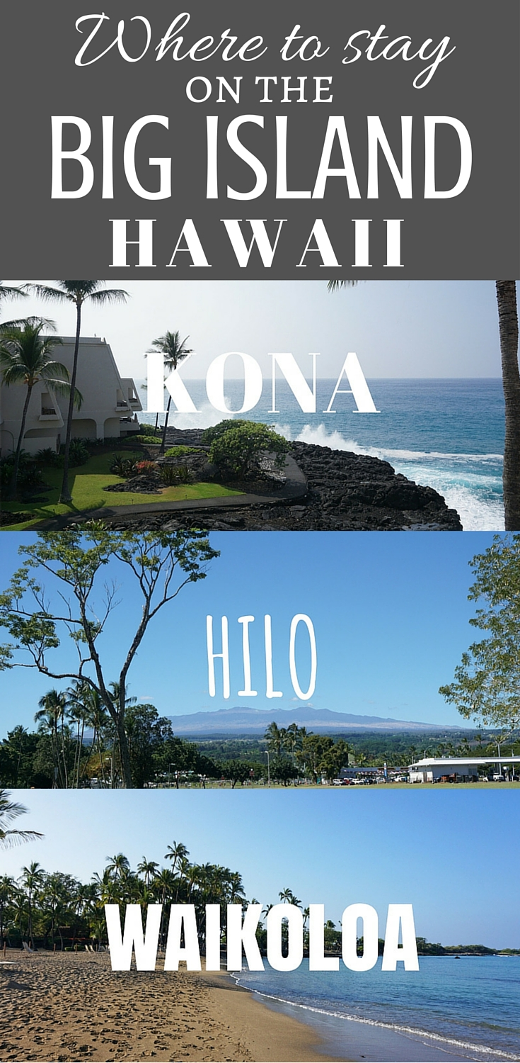 Where to Stay on the Big Island Hawaii