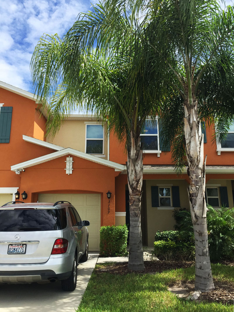 Our Villa in Orlando