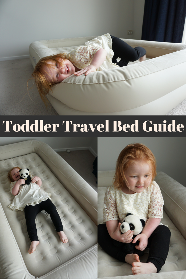 Toddler Travel Bed Guide