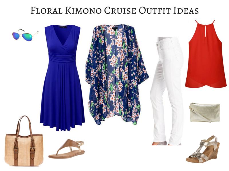 Kimono Cruise Outfits Ideas