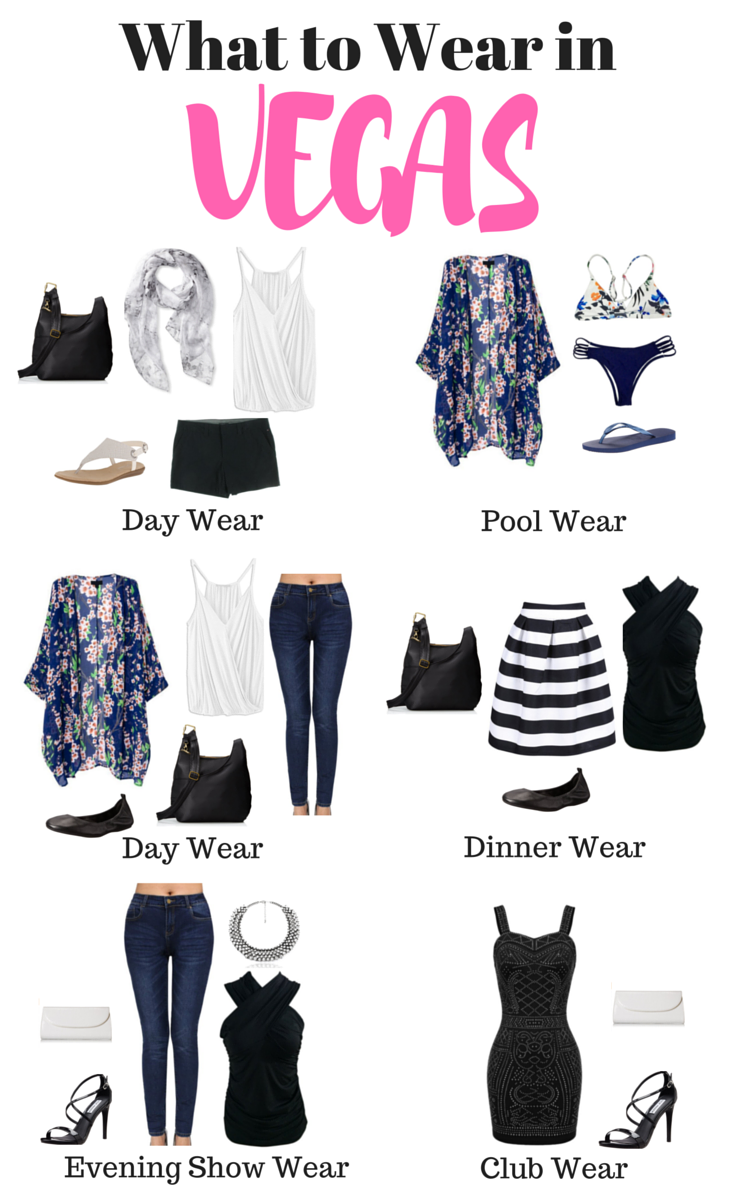 What To Pack For Vegas Printable Packing List Included