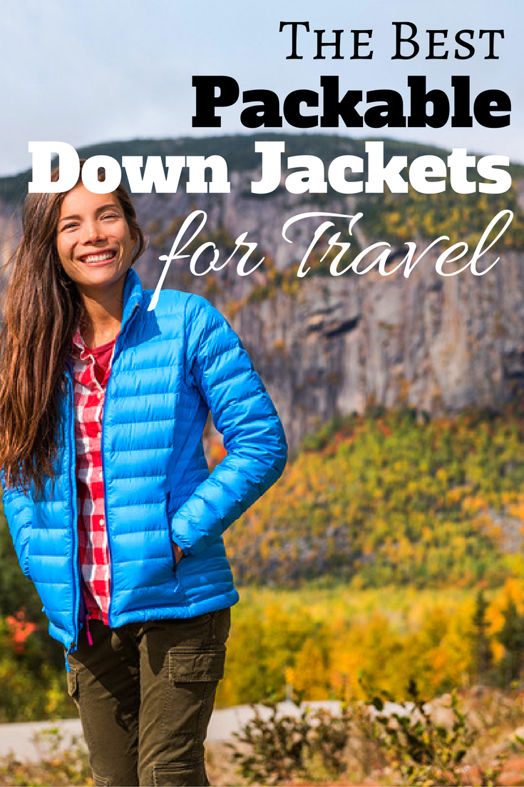 The Best Packable Down Jackets for Travel